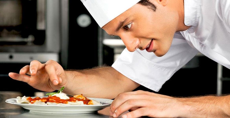готвач - производство на кулинарни изделия и напитки